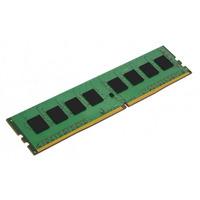 Kingston Technology RAM-geheugen: ValueRAM 16GB DDR4 2400MHz Module - Groen