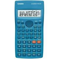 Casio calculator: FX-82SX Plus - Blauw