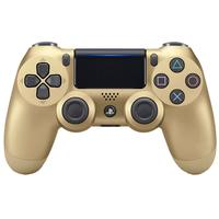 Sony game controller: DualShock 4 - Goud
