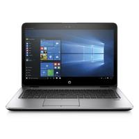 HP laptop: EliteBook 745 G3 - AMD PRO A10-8700B - 256GB SSD - Zilver