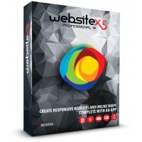 Incomedia software: WebSite X5 Professional 12