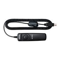Nikon camera kabel: MC-DC2 - Zwart