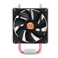 Thermaltake Hardware koeling: Contac 16 - Aluminium, Zwart