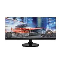 LG monitor: Ultrawide 29'' IPS monitor - 29UM58 - Zwart