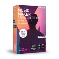 Magix audio software: Music Maker 2019 Premium