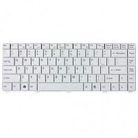 ASUS Keyboard (Spanish), White Notebook reserve-onderdeel - Zwart