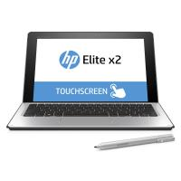 HP laptop: Elite x2 bundel: Elite x2 1012 M5 + Travel Keyboard - Zilver