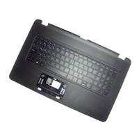 HP notebook reserve-onderdeel: Top Cover & Keyboard (Portugal) - Zwart