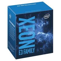 Intel processor: Xeon E3-1245V5