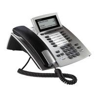AGFEO ip telefoon: ST 42 IP - Zilver