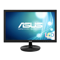 ASUS VS228NE Monitor - Zwart