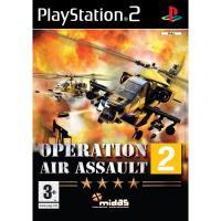 Operation Air Assault 2  PS2