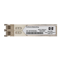 Hewlett Packard Enterprise netwerk tranceiver module: X130 10G SFP+ LC SR