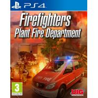 UIG Entertainment game: Firefighters: Plant Fire Department  PS4