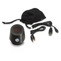 HP draagbare luidspreker: H5M95AA - Zwart