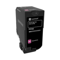 Lexmark cartridge: CS725 - Magenta