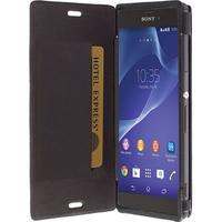 Krusell Malmo Wallet Case Sony Xperia Z5 Zwart