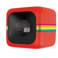 Polaroid actiesport camera: CUBE+ - Rood