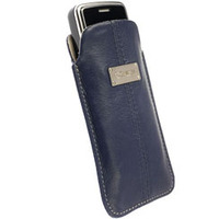 Krusell Luna Mobile Pouch mobile phone case - Blauw