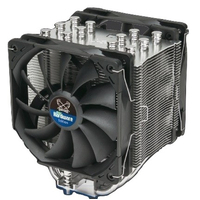 Scythe Mugen 5 PCGH Edition Hardware koeling - Zwart, Zilver