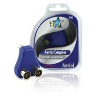 HQ kabel adapter: SP-060 - Blauw