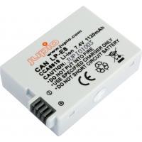 Jupio batterij: LP-E8 - Wit