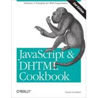 "O'Reilly product: JavaScript "" DHTML Cookbook - EPUB formaat"