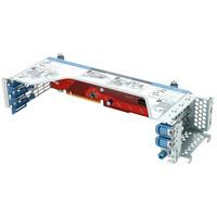 Hewlett Packard Enterprise slot expander: HP DL385p Gen8 x16 2x8 PCI-E Riser Kit