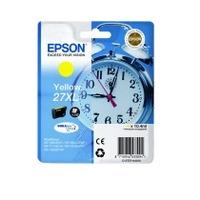 Epson inktcartridge: 27XL DURABrite Ultra - Geel