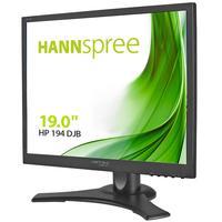 Hannspree monitor: Hanns.G HP 194 DJB - Zwart