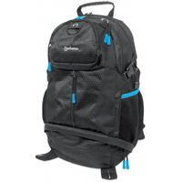 Manhattan rugzak: Trekpack - Zwart, Blauw