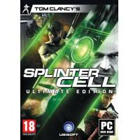 Splinter Cell (Ultimate Edition) (Trilogy / Double Agent / Conviction)  (DVD-Rom)