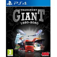 UIG Entertainment game: Transport Giant  PS4