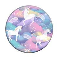 PopSockets Unicorns In The Air houder - Multi kleuren