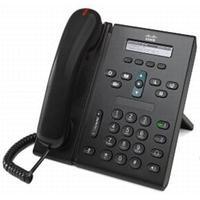 Cisco Unified IP Phone 6921, Slimline Handset dect telefoon - Zwart (Refurbished LG)