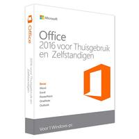 HP software suite: Microsoft Office 2016 Home and Business Software