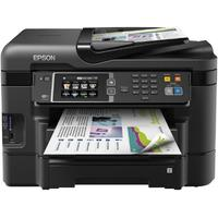 Epson multifunctional: WorkForce WF-3640DTWF - Zwart, Cyaan, Magenta, Geel
