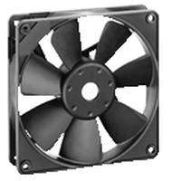 Papst Hardware koeling: 4412 FGLL - Zwart