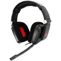 Tt eSPORTS headset: Shock - Zwart