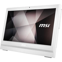 MSI all-in-one pc: Wind Top Pro 20T 6M-004DE - Wit