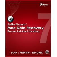 Stellar product: Phoenix Mac Data Recovery v7.0 EN