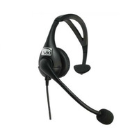 VXi headset: VR12 - Zwart