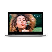 DELL laptop: Inspiron 5578 - Zwart, Grijs