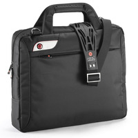 I-stay Launch Slim-line laptoptas - Zwart
