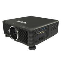 NEC beamer: PX750U - Zwart