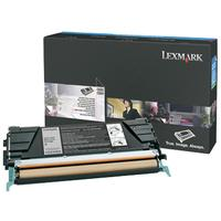 Lexmark cartridge: Toner IBM 65000, Zwart