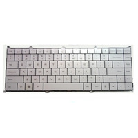 DELL notebook reserve-onderdeel: Keyboard (English), White - Wit