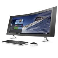 "HP all-in-one pc: ENVY 34"" AIO Curved - Wit"