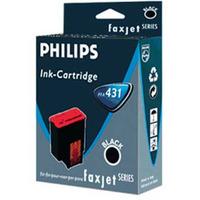 Philips PFA431 Inktcartridge - Zwart