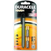 Duracell zaklantaarn: LED, 5lm, 15m, 2 x AAA